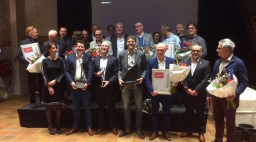Syndus Group wint Dow Overall Award en 2e prijs Innovation Award!